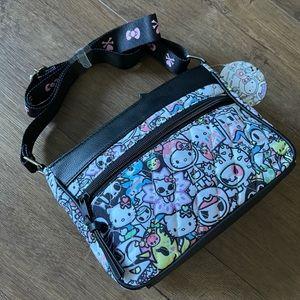 HELLO KITTY & TokiDoki-NWT Crossbody Handbag